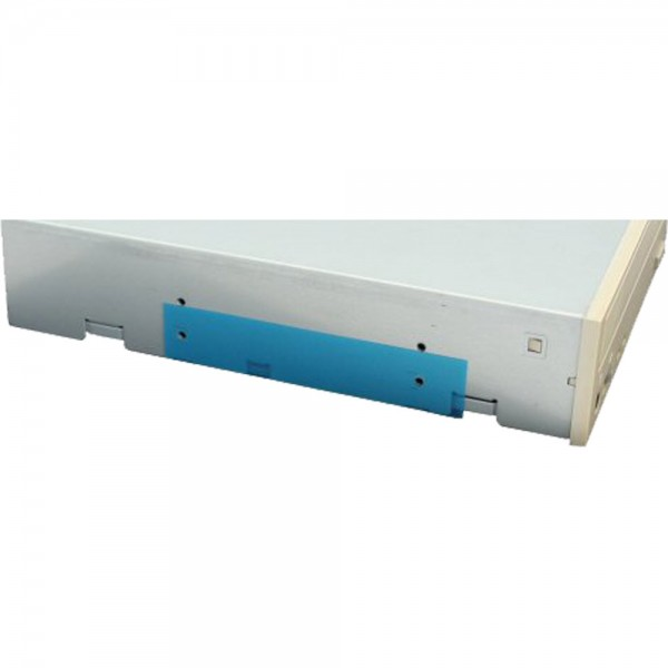 InLine® Silikon Unterlegschiene, zur Laufwerks-Entkopplung (Antivibration)