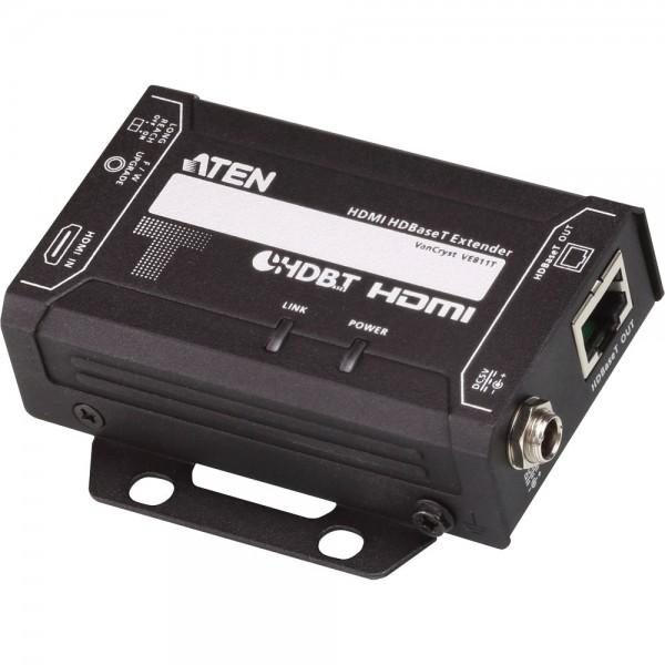 ATEN VE811T HDMI HDBaseT Extender Sendereinheit, 4K, 100m