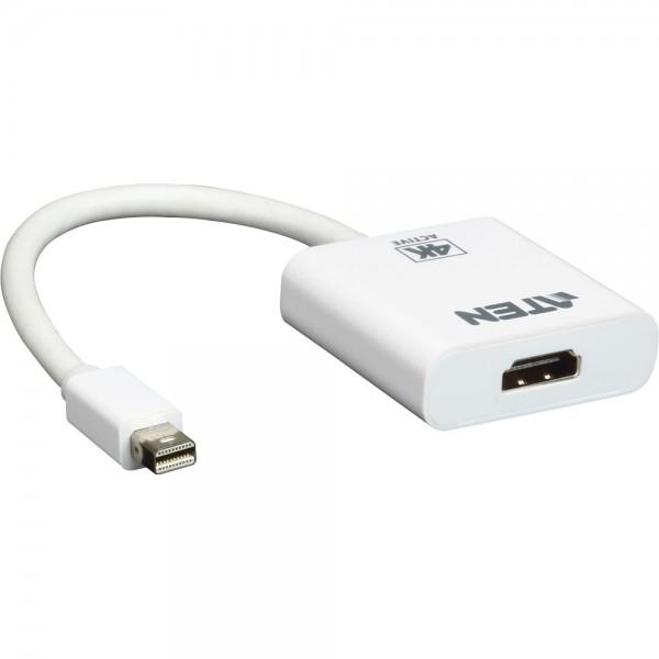 ATEN VC981 Video-Konverter Mini DisplayPort zu 4K HDMI Aktiv