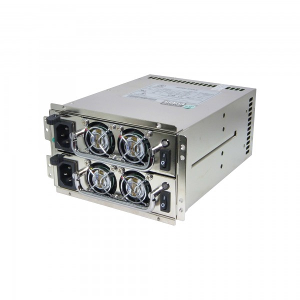 FANTEC SURE STAR R4S-500G1V2, 2x 500W, High Efficiency Netzteil