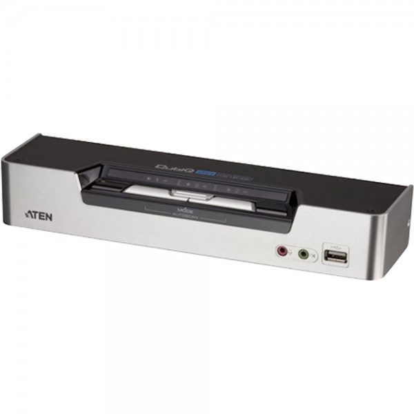 ATEN CS1792 KVMP-Switch 2-fach, HDMI, USB 2.0, Audio