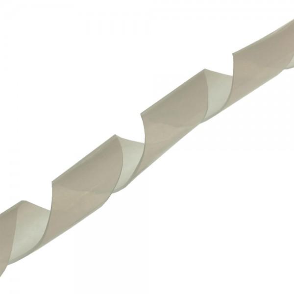 InLine® Spiralband 10m, weiß, 20mm