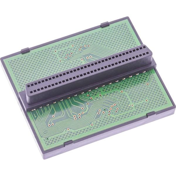 InLine® SCSI U320 LVD/SE Terminator, intern 68pol mini Sub D Buchse, T-Form