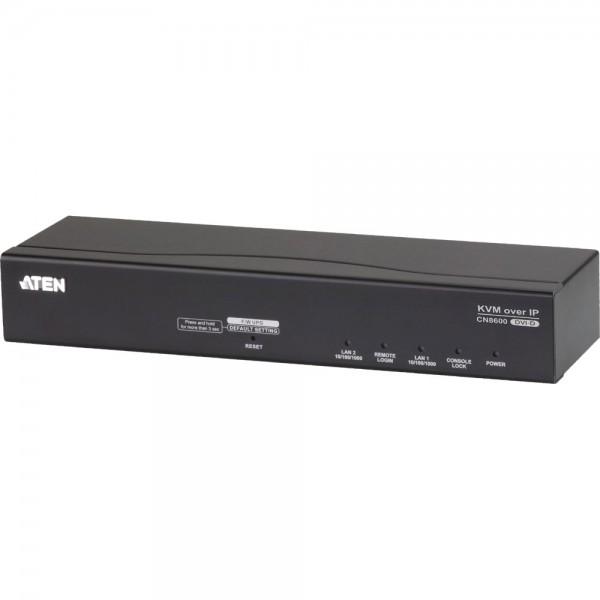 ATEN CN8600 KVM Over IP Steuereinheit, DVI, seriell, virtuelle Datenträger