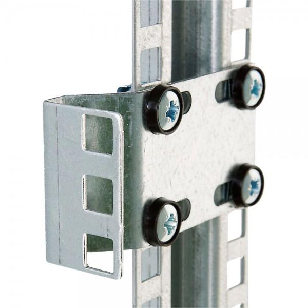 """Triton RAX-DR-X03-X1, Fachbodenstütze für ausziehbare Fachböden an mittlerer 19"""" Vertikale (ein Paar)"""