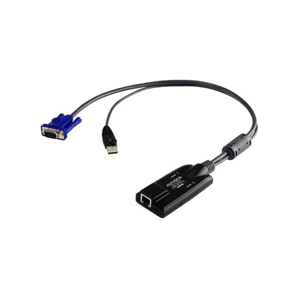 ATEN KA7170 KVM-Adapter, CPU-Modul, VGA, USB, LAN