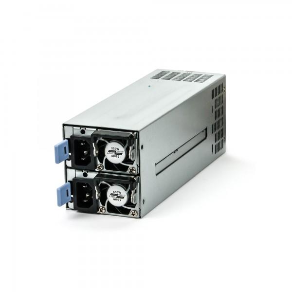 FANTEC NT-MR550W, EPS Netzteil, Mini Redundant, 550 Watt