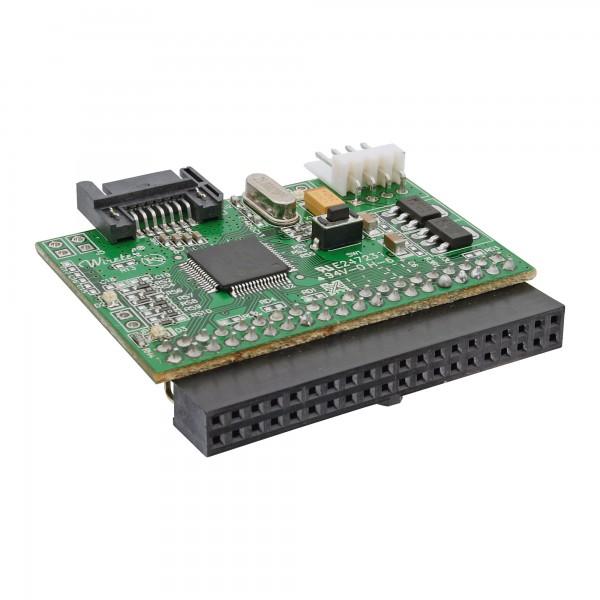 InLine® Adapterplatine, für ein SATA Gerät auf IDE