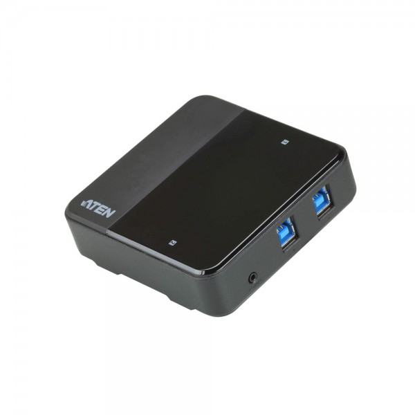 ATEN US3324 2x4 USB 3.2 Gen1 Peripherie-Freigabe-Switch