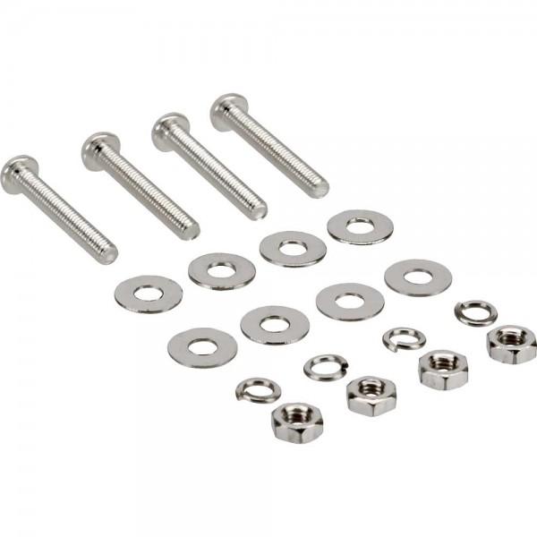 InLine® Lüfterschrauben Set, für 15mm Lüfter