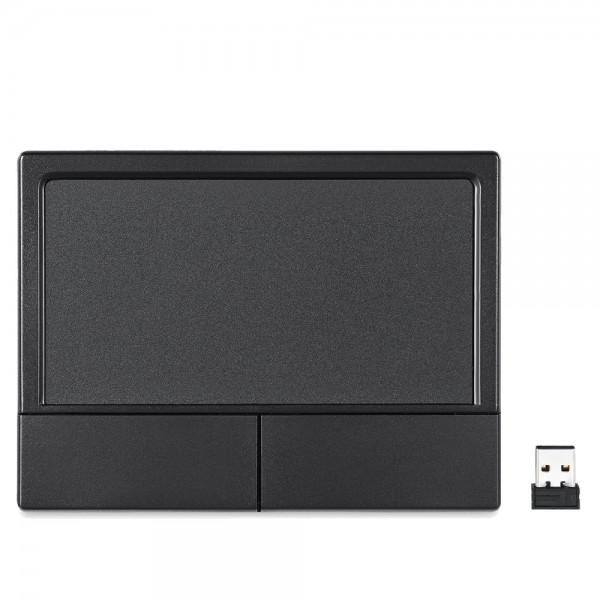 Perixx PERIPAD-704, großes kabelloses Touchpad, schwarz