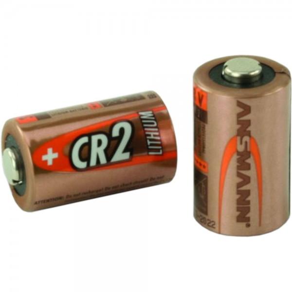 ANSMANN 5020021 Lithium Photobatterie 3V CR2