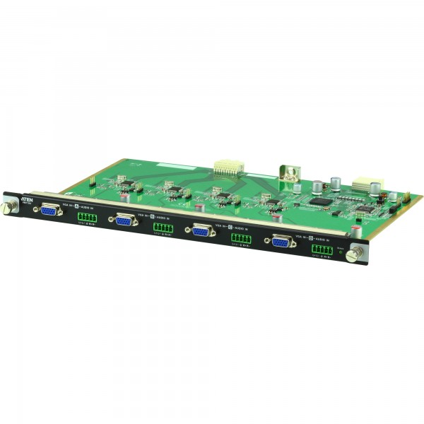 ATEN VM7104 4-Port VGA Eingabekarte