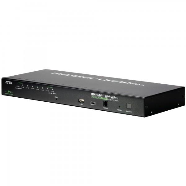 ATEN CS1708i KVM-Over-IP Switch 8-fach, mit Remote